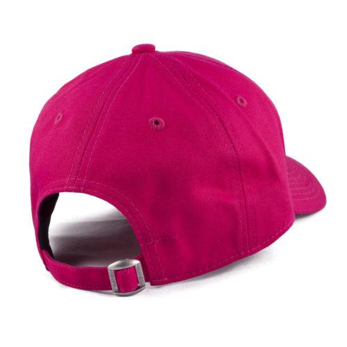 Розовая кепка NY