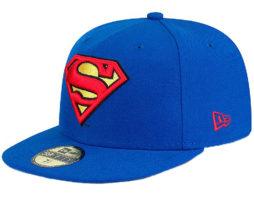 Бейсболка 59Fifty New Era Superman