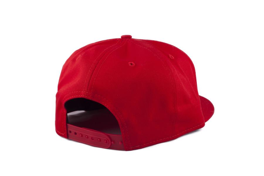 Красная кепка New York