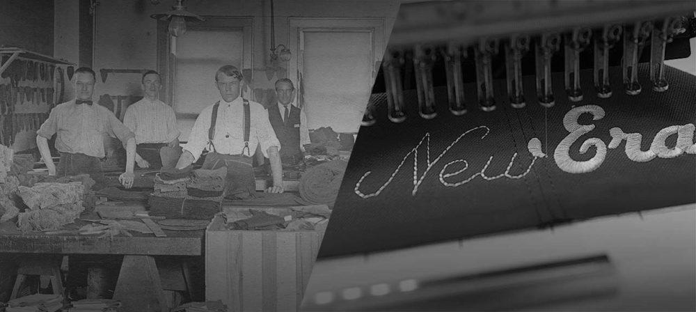 История Компании New Era