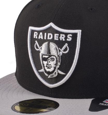 Бейсболка New Era NFL TEAM FIT Oakland Raiders