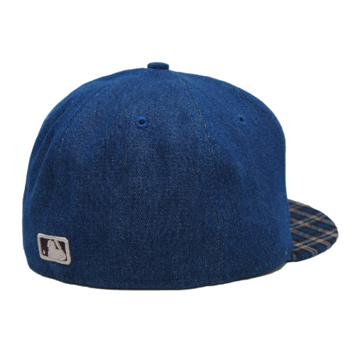 NEW ERA 59FIFTY FITTED CAP TSF NEW YORK YANKEES NAVY