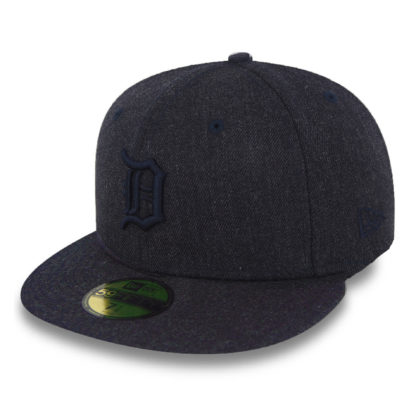 Бейсболка New Era 59Fifty Heather Detroit Tigers