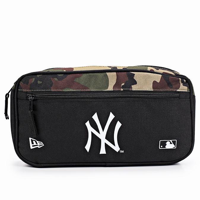 Сумка New Era MLB New York Yankees черный/камуфляж